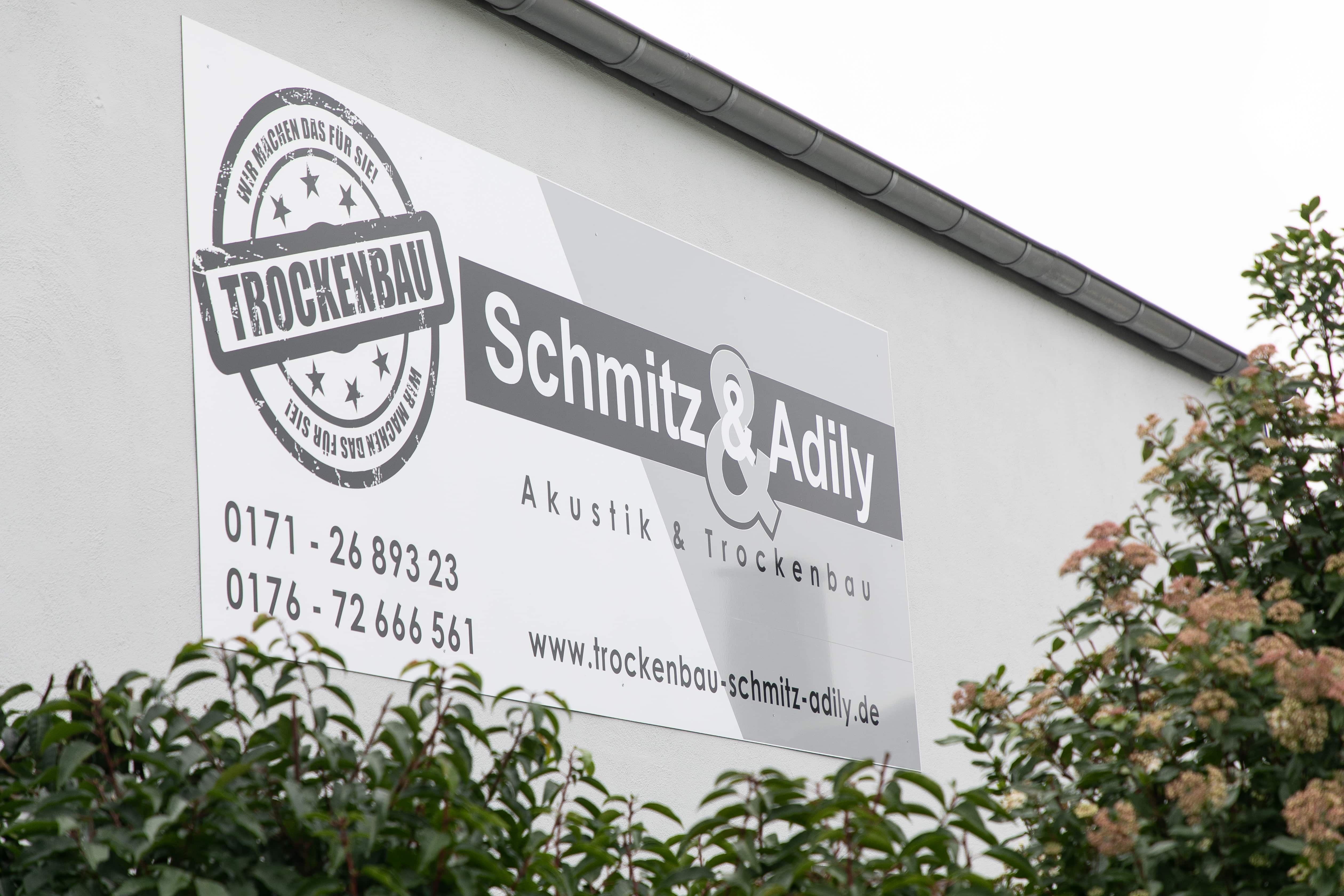 SCHMITZ & ADILY Akustik & Trockenbauarbeiten